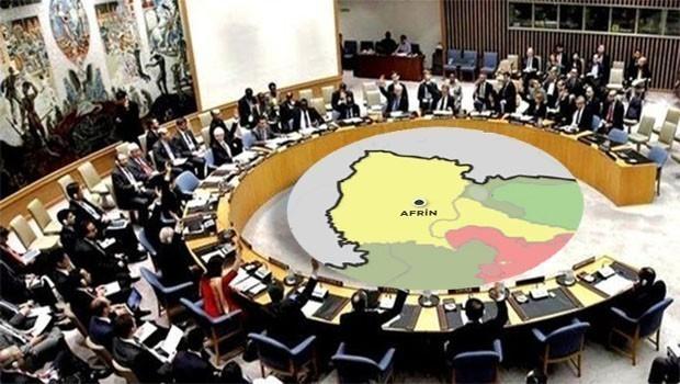 BM'den Türkiye'ye Efrin uyarısı: Önlemler alınmamış!