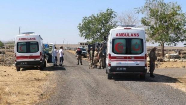 Diyarbakır'da arazi kavgası: 4 yaralı