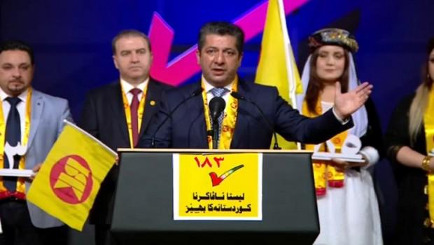 'İhanet olmazsa düşmanlarımız Kürdistan'ı  işgal edemez'