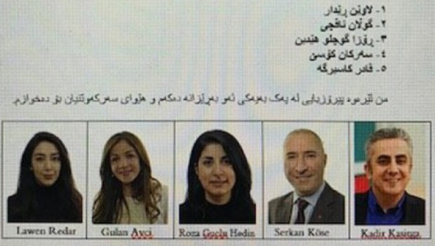 İsveç'teki seçimlerde 5 Kürt Milletvekili seçildi