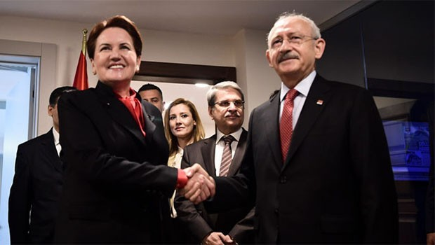 İyi Parti'nin CHP'yle ittifak şartı: HDP