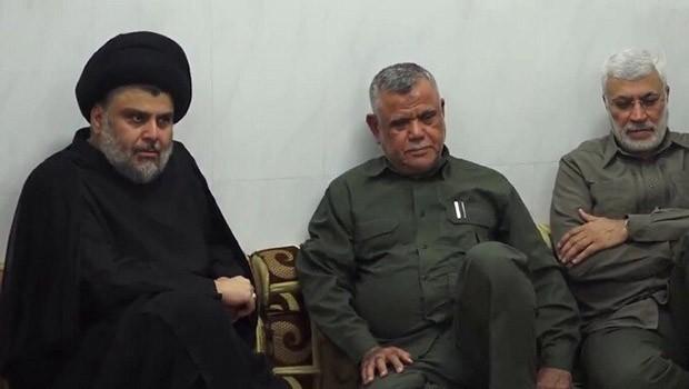 Sadr ile Hadi Amiri anlaştı