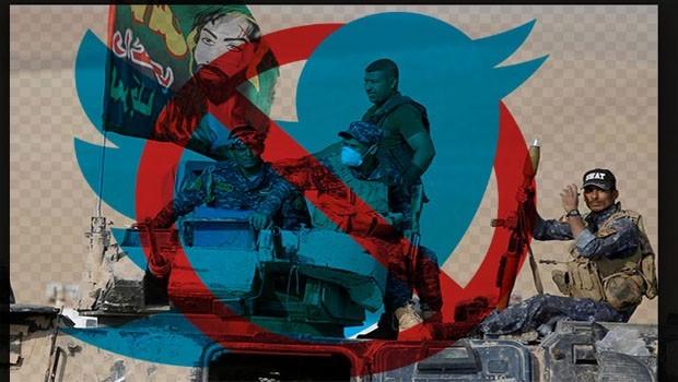 Twitter, Haşdi Şabi Başkan Yardımcısı'nın hesabını kapattı