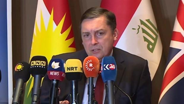 İngiltere'den İran'a Kürdistan tepkisi: Kabul edilemez!