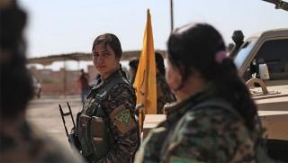 IŞİD'e karşı operasyona YPG desteği