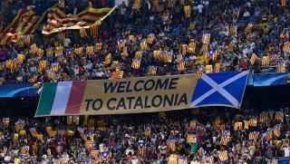 Barca'ya FIFA freni... Katalanların propagandasına dönüşebilir