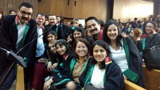 Tüm tutuklu avukatlara tahliye kararı