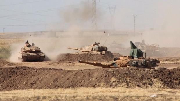 Al Masdar: 'İdlib'de TSK'nin bulunduğu bölge bombalandı'