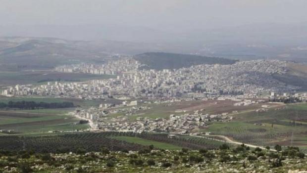Efrin'de patlama.. 1 kişi yaşamını yitirdi