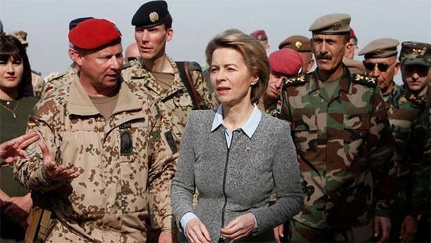 Alman Savunma Bakanı: Kürdistan'da gözle görülür gelişmeler var