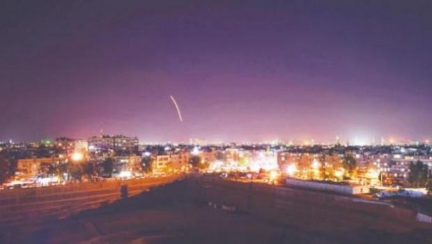 İsrail, İran kargo uçağının Şam'da imha edildiğini duyurdu