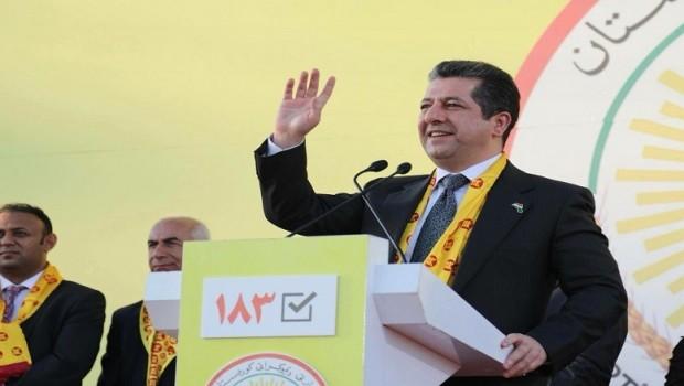 Mesrur Barzani: 30 Eylül büyük önem taşıyor!