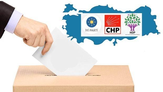 İyi partinin CHP ile ittifak şartı: HDP
