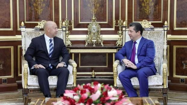 Mesrur Barzani: Yüksek strateji konseyi kurulmalı