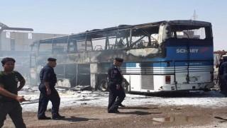 Kerkük yolunda patlama: 2 ölü, 15 yaralı