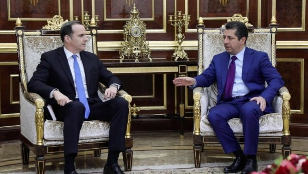 McGurk'tan Kürdistan'da yoğun diplomasi trafiği