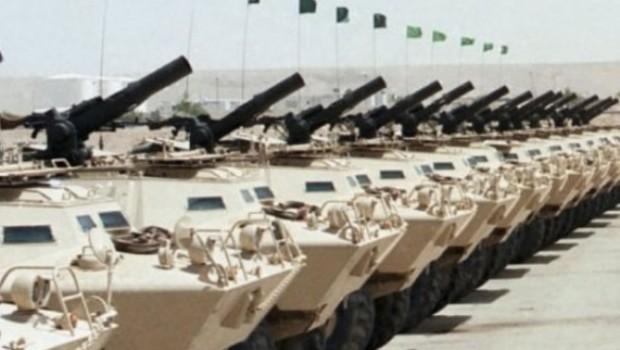 Almanya Suudi Arabistan'a silah satışına onay verdi