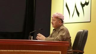 Başkan Barzani: Geri adım atmayacağız!