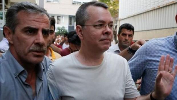 CHP'den Brunson için 12 Ekim iddiası