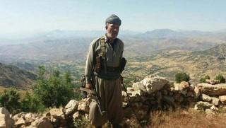 İran saldırısında yaralanan Peşmerge şehit düştü