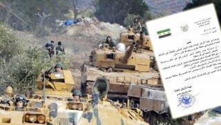 ÖSO Efrin'de çiftçilerin gelirlerine el koyuyor