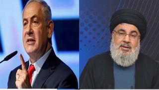 Netanyahu'dan Nasrallah'a yanıt: 20 kez düşünmesini öneriyorum