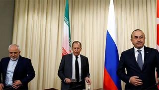 Türkiye, Rusya ve İran, ABD'de toplanacak!
