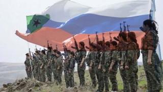 ABD merkezli Enstitü: Rusya DSG ve YPG'yi hedef alabilir!