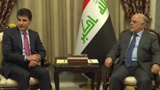 Başbakan Barzani Bağdat'ta