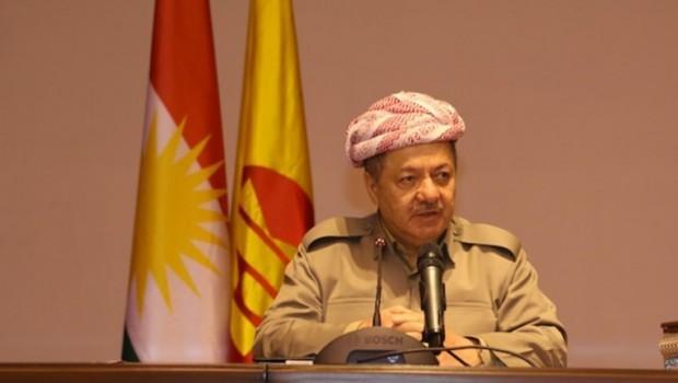Başkan Barzani: Çok büyük rol üstlendiler