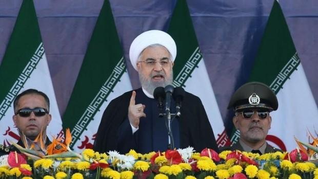 Ruhani'den Trump'a Saddam göndermesi