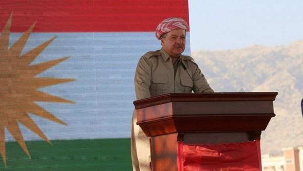 Başkan Barzani'den 30 Eylül vurgusu