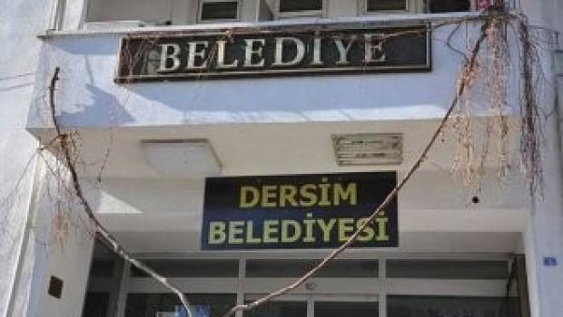 Kayyumdan satılık 'Tunceli Belediyesi'nin taşınmazları'