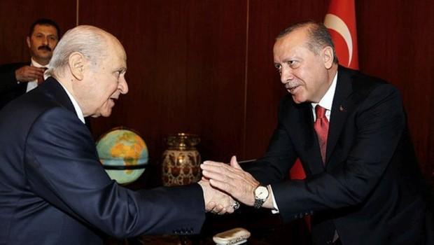 MHP'den AKP'ye 'ittifak' eleştirisi