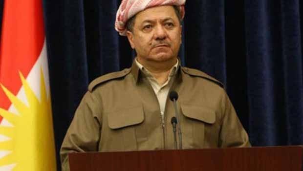 Barzani: Kürdistan halkının kaderini tayin etme hakkı vardır