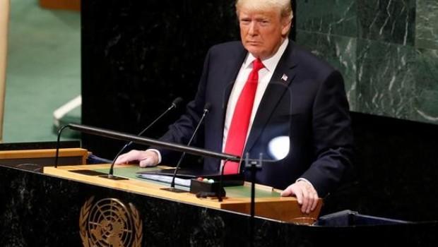 Trump'tan Esad'a uyarı: Kimyasal kullanırsa ABD harekete geçer