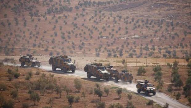 Türkiye'den İdlib'e takviye... Askeri Konvoyda dikkat çeken detay!