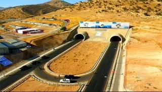 Zaho Tüneli açıldı
