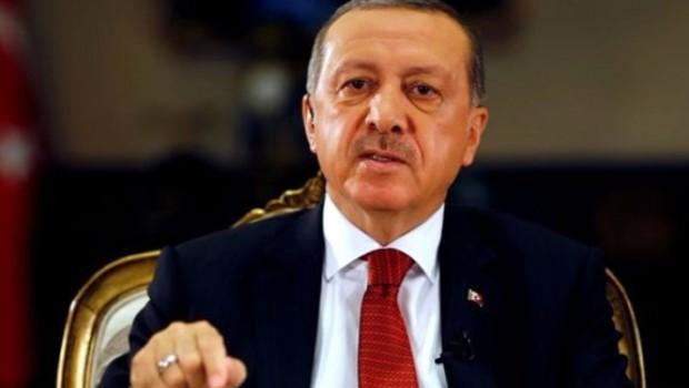 Erdoğan Reuters'e konuştu: Sıkıntının Brunson'la ilgisi yok