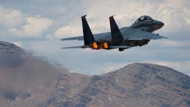 Koalisyon IŞİD'e bomba yağdırdı