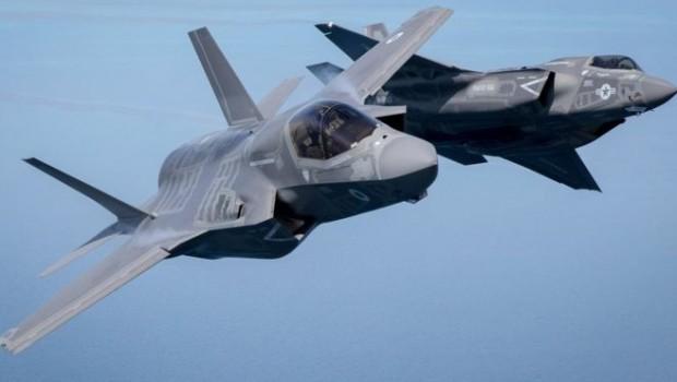 ABD F-35 savaş uçağı ilk hava saldırısını gerçekleştirdi