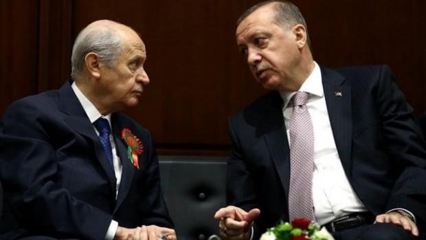 AKP-MHP ittifakında 4. madde pürüzü