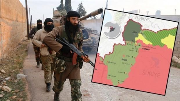 İdlib'den çıkan cihatçılar nereye gitti?