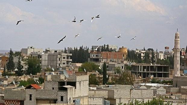Kobani'de sanayi bölgesi kuruluyor