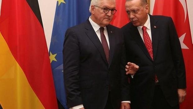 Steinmeier: Türkiye demokratik normalliğe dönmeli