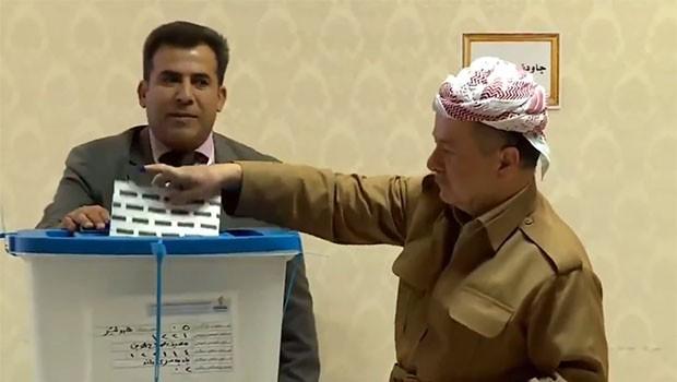 Başkan Barzani: Kürdistan halkına hizmet edecektir!