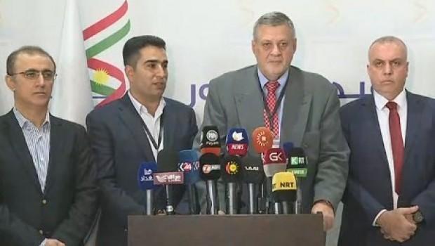 BM: Kürdistan halkı kendi yönetimini belirleyecektir!