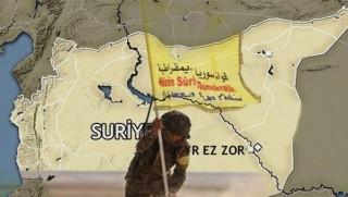 Deyr ez Zor'da son durum... Bir çok nokta IŞİD'den temizlendi