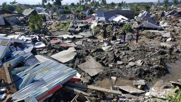 Endonezya'da ölü sayısı 832'ye yükseldi