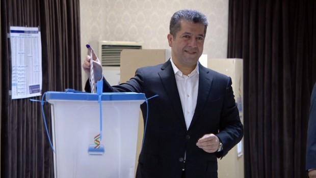 Mesrur Barzani: Tüm tarafların başarısıdır!